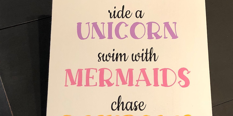 Dance with Fairies and Chase Rainbows