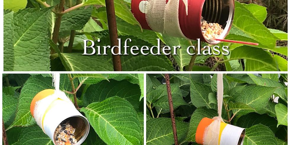 Kids Birdfeeder Class