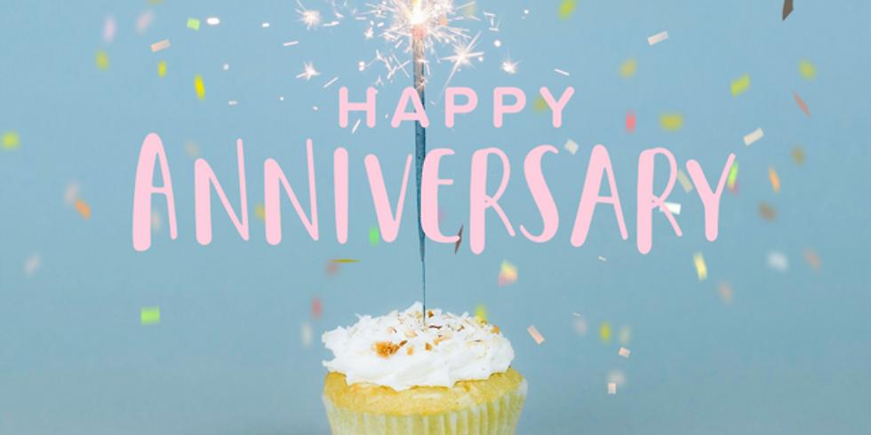One Year Celebration