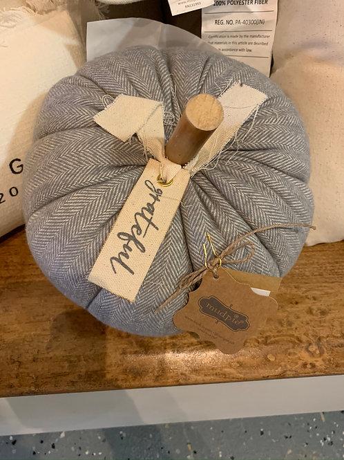 Cotton Pumpkins