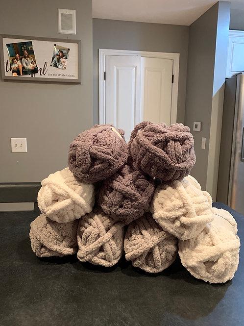 Chunky Blanket Kit
