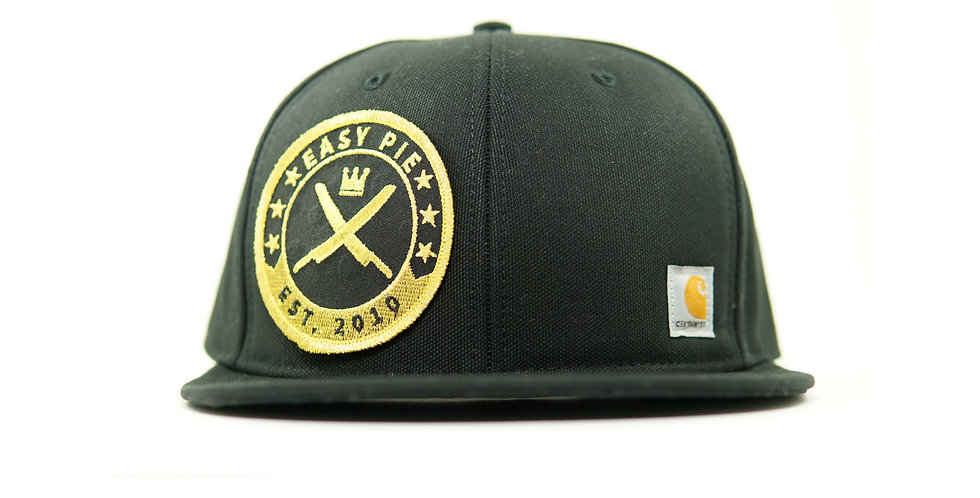 "Special Edition ""Gold Standard"" Easy Pie Carhartt Snap Back"