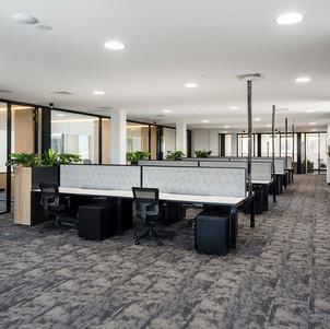 Newcastle Office Interior Design Fitout