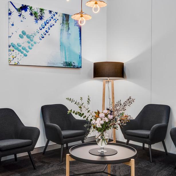 Newcastle Reception Space