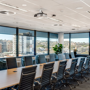 Boardroom - Office Fitout