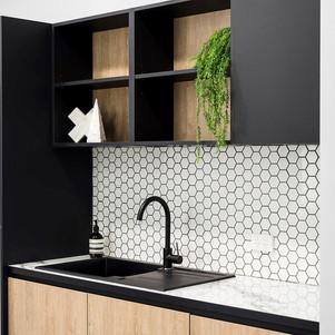 Kitchenette Interior Design