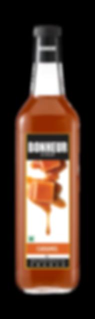 CARAMEL BONHEUR Label.png