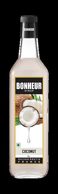 Coconut BONHEUR Label.png