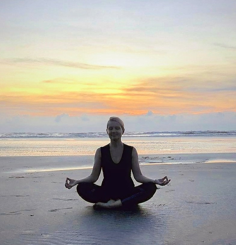 ONLINE Zoom Hatha Vinyasa Yoga