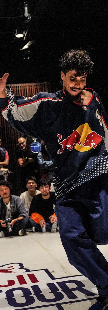 Red Bull Dance Tour Japan