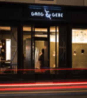 Fensterfront Gang&Gebe