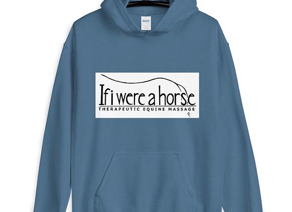 If i were a horse Unisex Hoodie