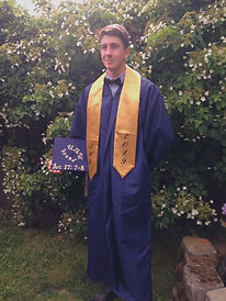 Graduated with honors