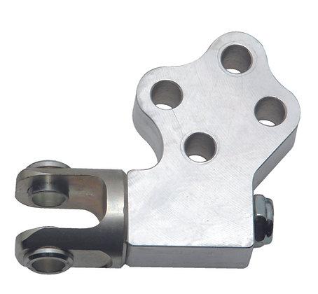 BSB MFG #4195-7 Aluminum Swivel Shock Mount