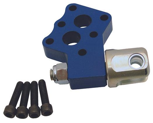 BSB MFG #7550-4 Steel Swivel Shock Mount