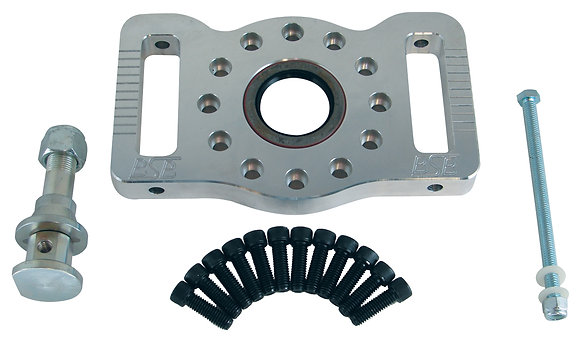 BSB MFG #4039s ALUMINUM PINION PLATE WITH SEAL