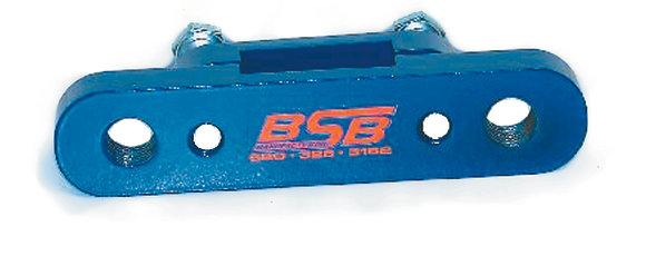 BSB MFG #7051 Steel 2 Hole Frame Slider