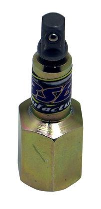 BSB #9037  Mud Plug Cover Socket