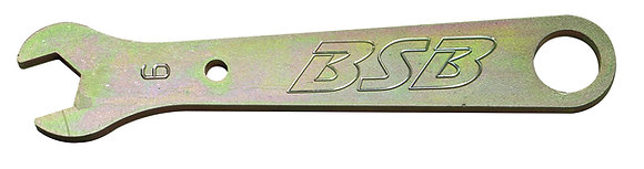 BSB #9017-6 Steel AN Wrench