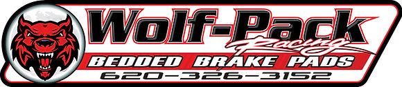 BSB #3074   Wolfpack Brake Pads (Pagid)