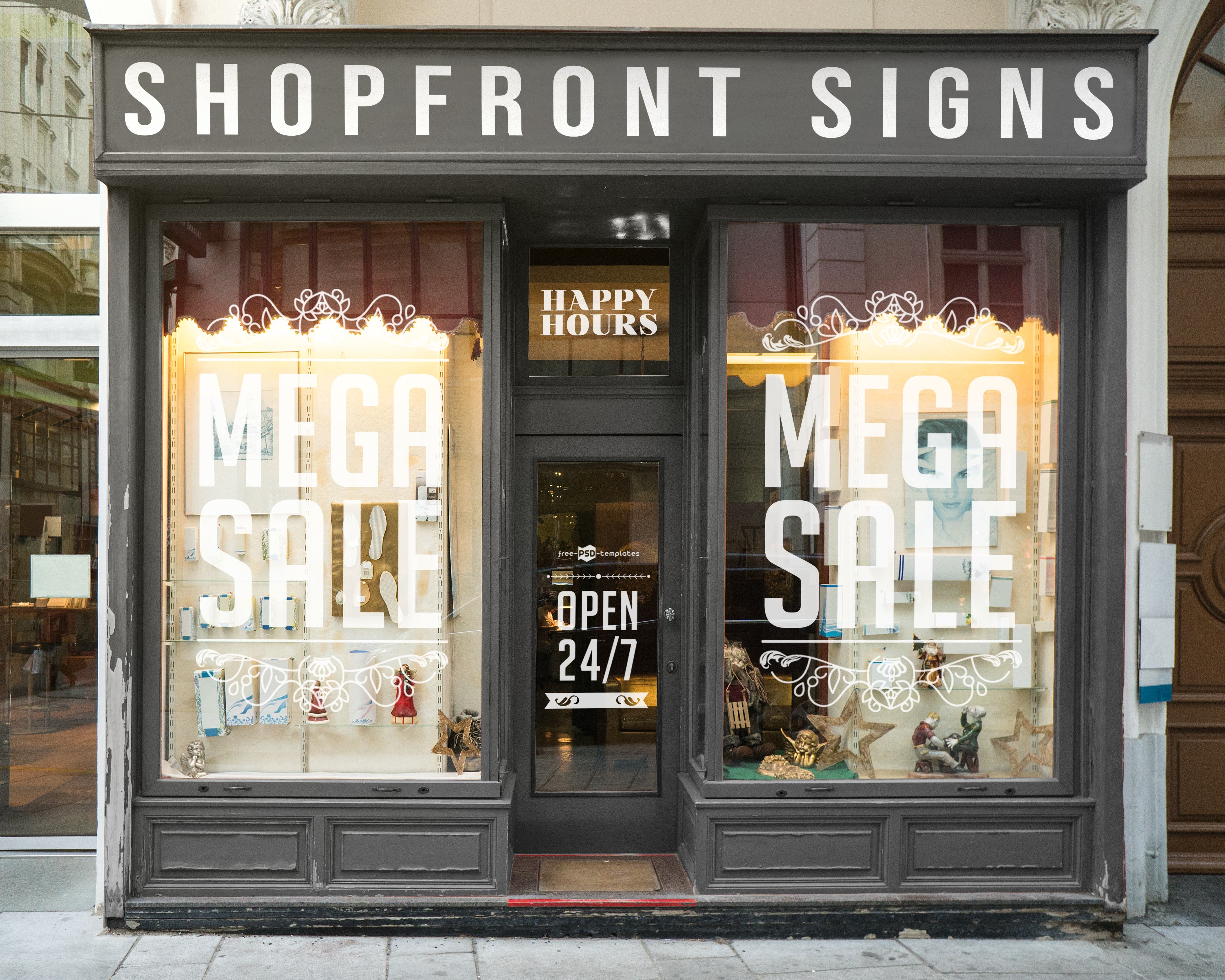 Shop Fronts and Fascias