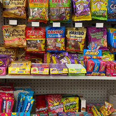 New Candy Counter