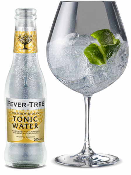 Tonic Waters from Fever Tree