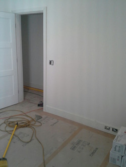 Door and trim