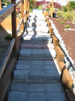 Gardiner Stone stairs 1(a)