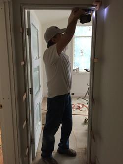 Interior doors and trim