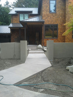 Concrete Walkway 3