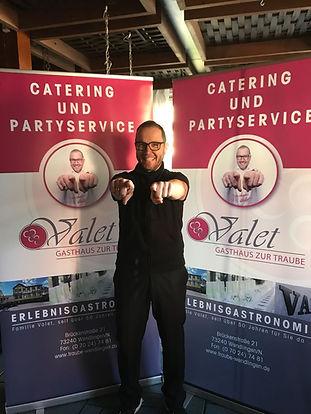 Joachim Valet Gasthau zur Traube Wendlingen