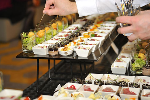 Catering Traube