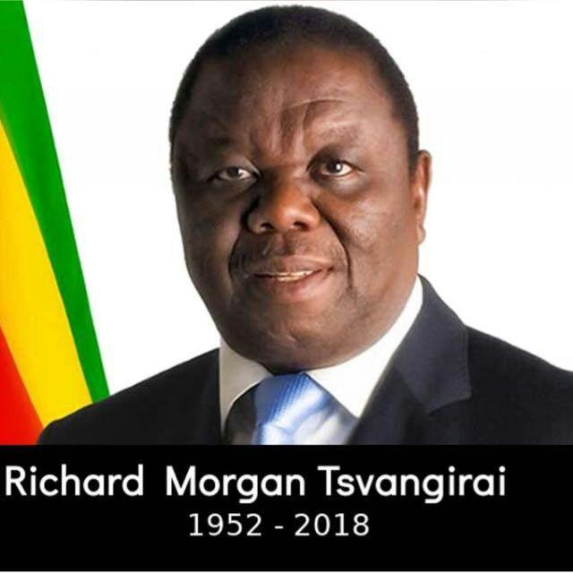 President Tsvangirai Sendoff in Pictures