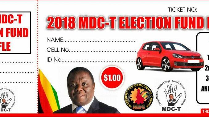 2018 Raffle Election Fund Raffle