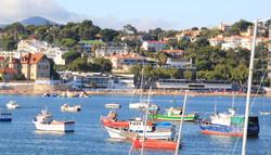 Cascais Harbour, Portugal