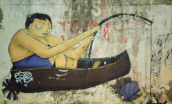 Colombian Grafitti