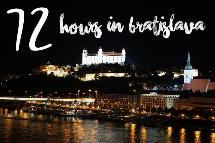 72 Hours in Bratislava - eateries, breweries and bars