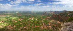 The Gheralta Mountains