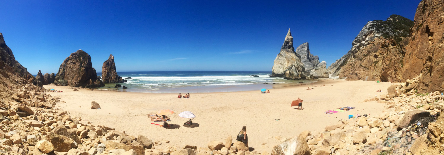 Praia do Ursa, Portugal