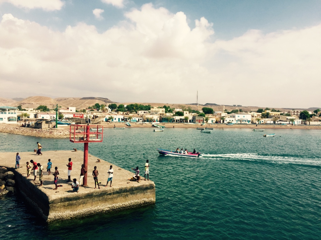 Port of Djibouti