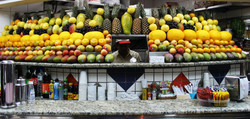 Brazilian Fruit Stall
