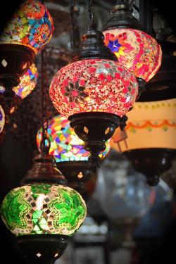 Omani Lamps
