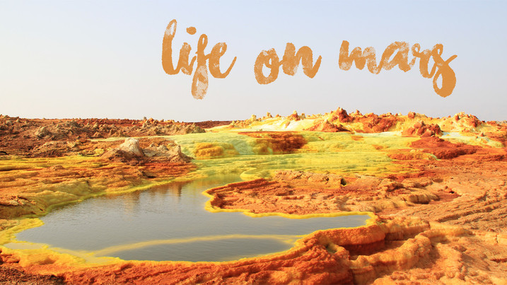 Life on Mars - The Danakil Depression, Ethiopia