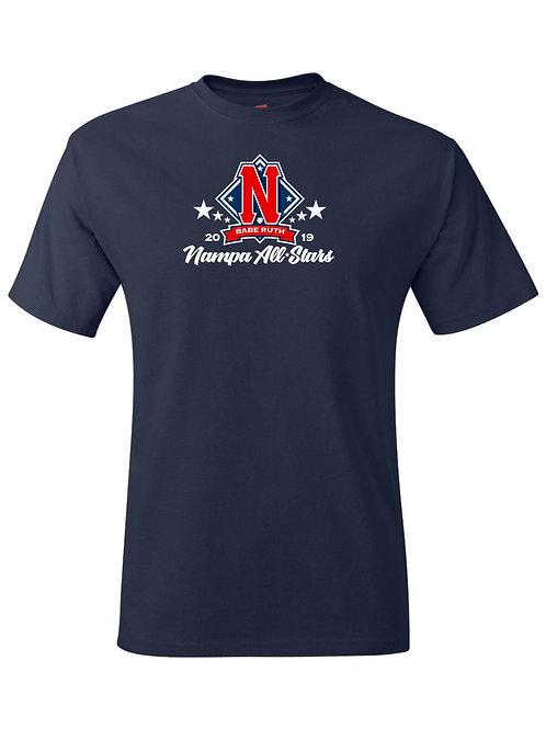 Hanes - Tagless T-Shirt NBR Allstars 2019