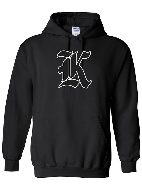 "Kuna ""K"" Hooded Sweatshirt"