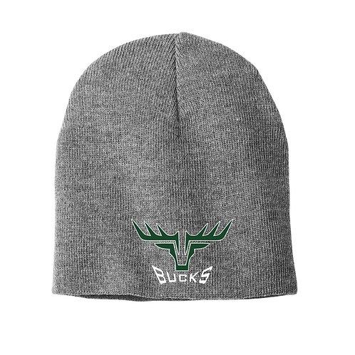 Bucks Knit Skull Cap