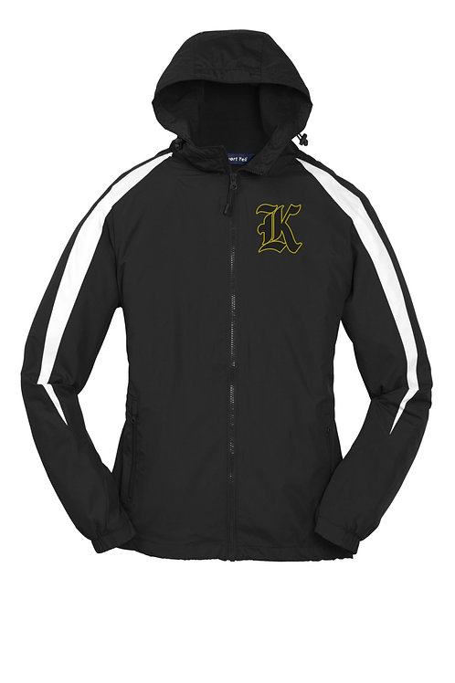 "Kuna ""K"" Fleece Lined Jacket"