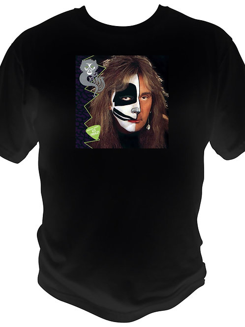 KISS Peter Criss Cat #1 Album Cover T-Shirt