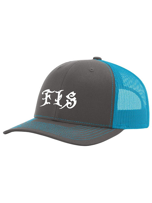 "FIS For Insane Sports ""Curved Snap Back"""